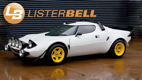New Lister Bell Lancia Stratos Str (reserved) Fulvia