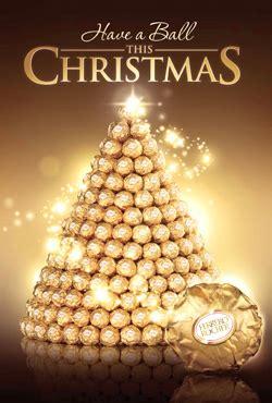 roche christmas tree ferrero rocher this paperblog