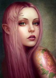 69 Best Fairies  Elves  Gnomes  And Dragons  Images On