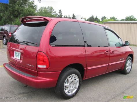 1999 Dodge Caravan by Apple Metallic 1999 Dodge Caravan Se Exterior