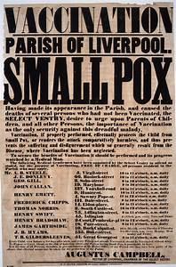 Smallpox poster 1851 (MH12/5968/2) - Edward Jenner developed… - Flickr Smallpox Vaccine