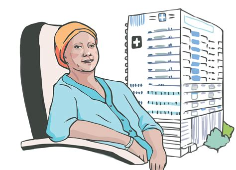 Patient With Cancer Smart Health