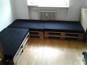 Polster Für Couch : palettencouch dreiteilig in kaiserslautern polster ~ Michelbontemps.com Haus und Dekorationen