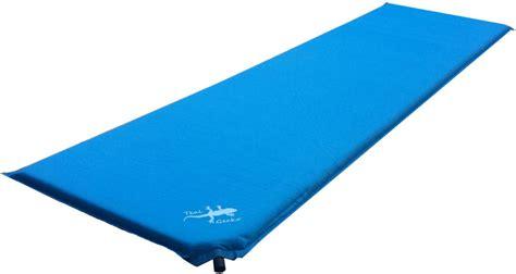 self inflating sleeping mats work mat than sleep