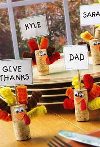 Fun, And, Creative, Thanksgiving, Place, Cards