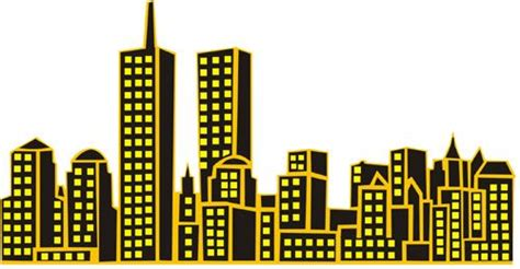New York City Skyline Stencil | Architecture and Building ...