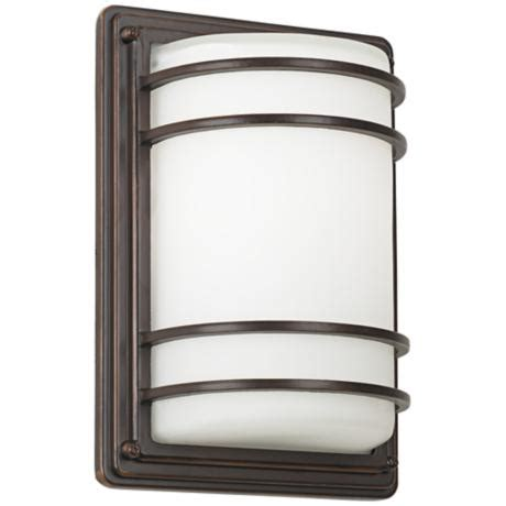 habitat collection 11 quot high indoor outdoor wall light
