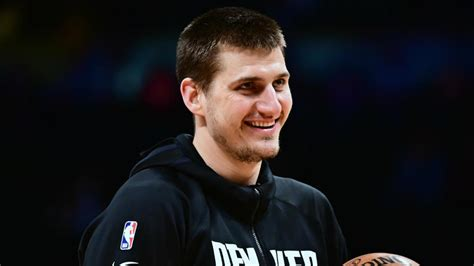 He was drafted with the 41st pick by the denver nuggets in the 2014 nba draft. Nikola Jokic Rumored to Have Had Major Weight Loss, Up To ...
