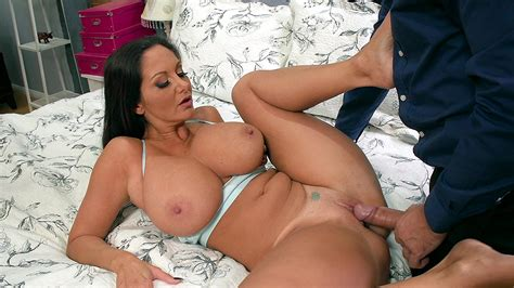 Busty Mom Has Incest XXX Sex With Guy In Order To Save