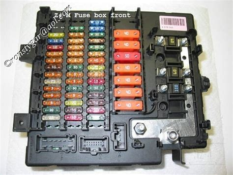 2005 bmw z4 fuse box diagram fuse box and wiring diagram