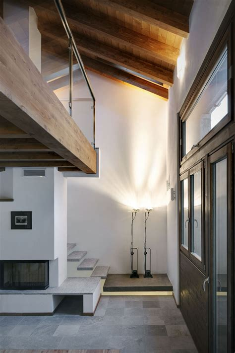 contemporary country house  italy idesignarch