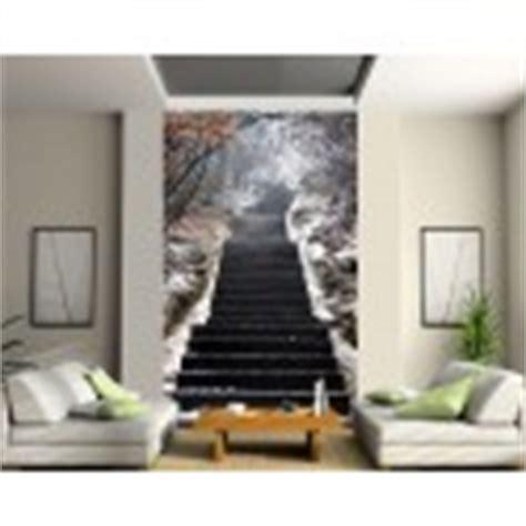 papier peint grande largeur escalier art d 233 co stickers