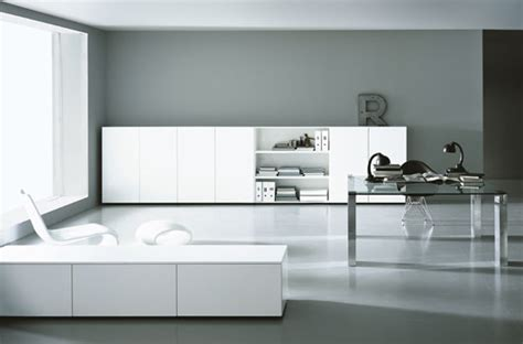 Minimalist Furniture for Home Office - DigsDigs