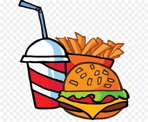 Hamburger Fast food restaurant Junk food KFC - Cartoon ...