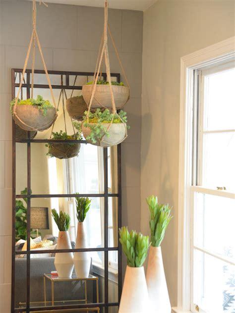 indoor hanging garden inspo spaces hgtv plants eisenhart diy short designer ci decorating