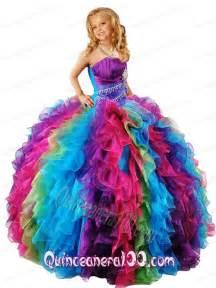 Little Girls Pageant Dress