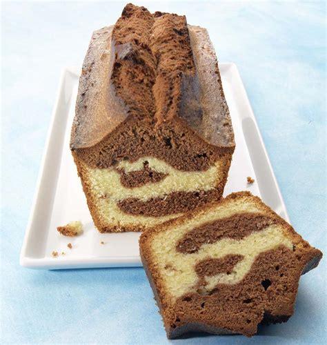 fr3 recette de cuisine quatre quart marbré au chocolat les meilleures recettes
