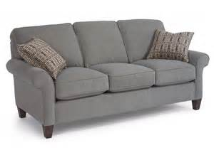 sofa direct flexsteel living room fabric sofa 5979 30 factory direct furniture hutchinson mn