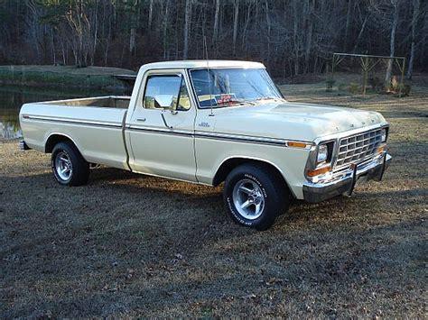 f100 ranger for sale 1979 ford f100 ranger truck for sale jackson