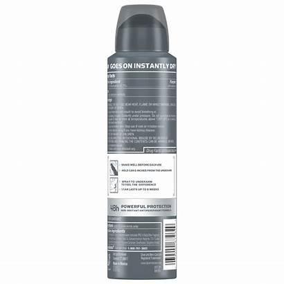 Dove Care Spray Dry Defense Antiperspirant Deodorant