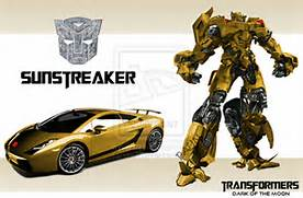 Transformers 4 Sunstre...