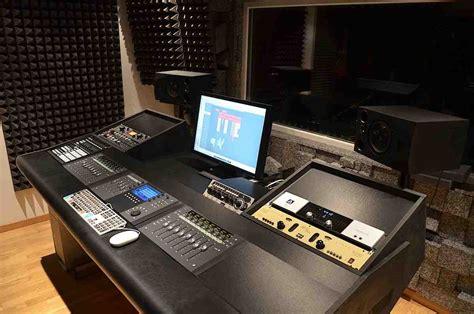 recording studio desk home studio desk home furniture design