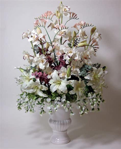 silk flower arrangements   pro
