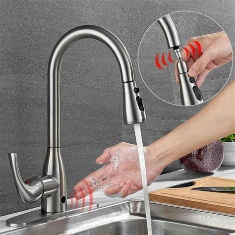 touchless kitchen faucet reviews  wow blog