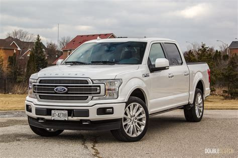 ford   limited ecoboost doubleclutchca