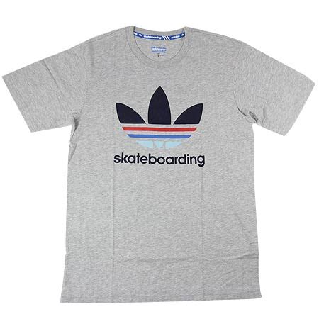 adidas skate logo fill t shirt in stock at spot skate shop