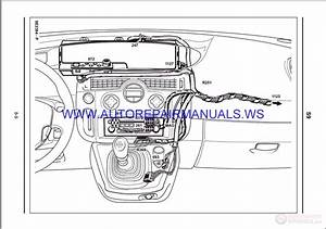 Renault Scenic J84 Nt8303 Disk Wiring Diagrams Manual 09