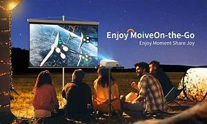 Top 10 Best Outdoor Projector For Movies In 2020 Reviews
