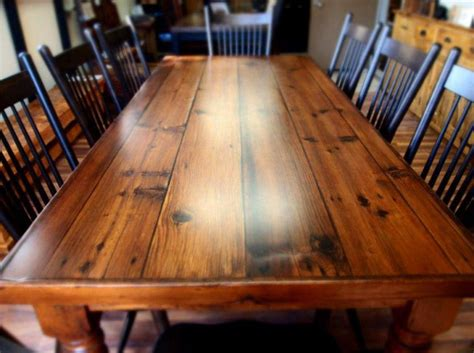 diy dining room tables easy