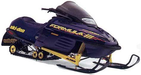 formula 3 skidoo ski doo formula formula iii deluxe s sl grand touring