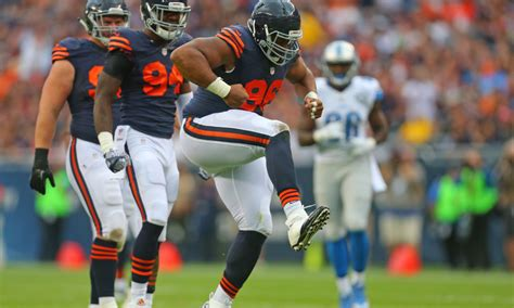 nfc north standings chicago bears earn big divisional win