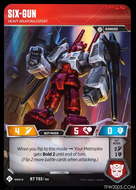 Metroplex Deck In Hand Transformers Trading Card Game
