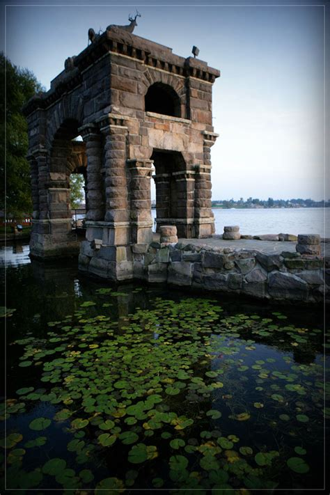 Visit And Discover Boldt Castle (heart Island, Thousand