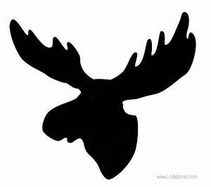 moose wood framed sign tutorial + printables Clip art