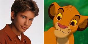 Actors and Acting styles of The Lion King   choctawgirl101