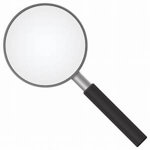 Loupe Vector PNG Transparent Image - PngPix