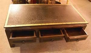 Table Basse Chinoise : table basse chinoise 6 tiroirs h 45 cm ~ Melissatoandfro.com Idées de Décoration