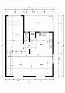 besoin d39aide pour un plan avec petite facade 48 messages With nice plan de maison a etage 8 plan dimplantation de la maison sur le terrain