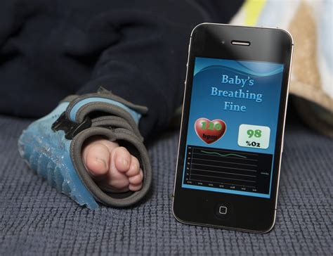 BYU Students Develop Smart-Sock and App to Prevent SIDS