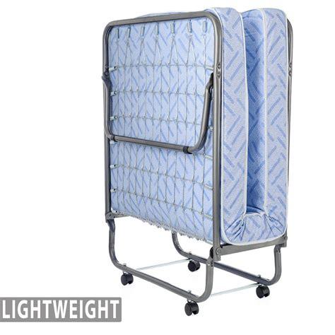 size matress lightweight 74 x 31 folding cot bed with mattress