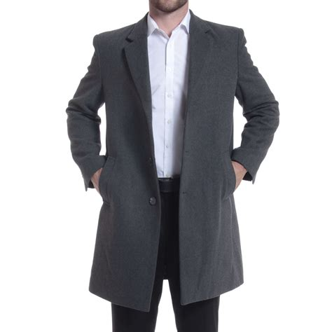 coat wool mens tailored walker swiss luke alpine jacket overcoat coats clothing overcoats