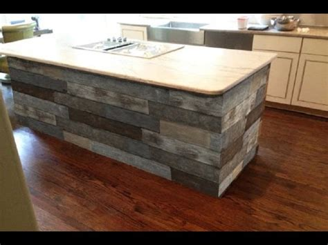 wood kitchen island gorgeous reclaimed wood kitchen islands ideas 3460