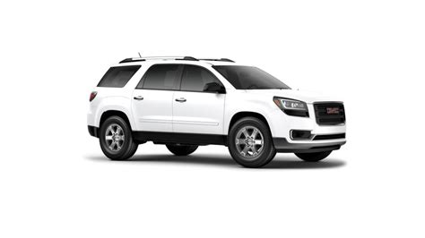woodbridge summit white  gmc acadia certified suv