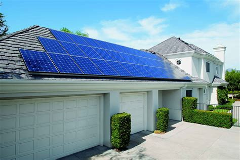 solar panels on houses home with solar panels homesfeed