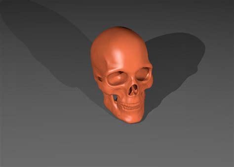 symbole cuisine crane tête de mort fichier 3d au format quot stl quot
