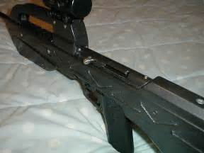 Halo Battle Rifle Airsoft Gun
